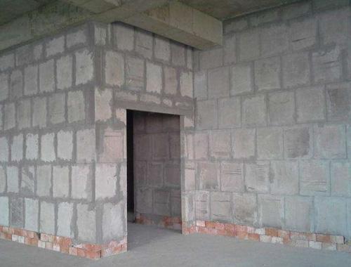 甘肃省食品股份有限公司商业一条街商铺和冻品交易大厅商铺的建设轻质隔墙板安装