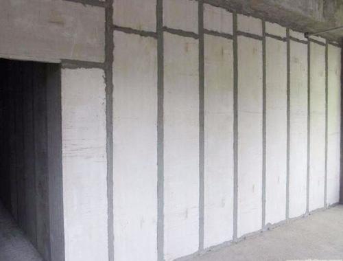 甘肃省第二人民医院住院部北楼整栋改造项目隔墙板安装