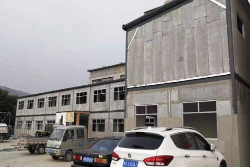 兰州市彭家坪镇卫生院办公楼建设